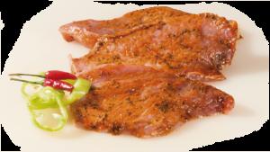 Vepřový steak z kýty